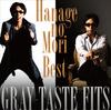鼻毛の森ベスト-GRAY-TASTE FITS-