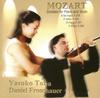モーツァルト/ピアノとヴァイオリンの為ためのソナタ