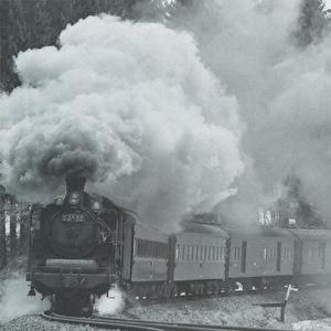 永遠の想い出 ありし日の蒸気機関車 1