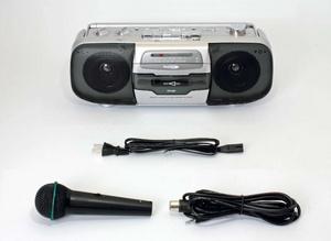 ラジオカセットレコーダー