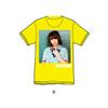 <HONOMI>Chu-Zっと応援セット【Tシャツ(各ソロ写真Ver.)】+3/21発売CD2枚セット+ブロマイド7枚セット(サイン入り)