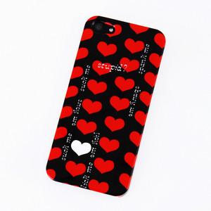 iPhone5ケース・ブラックハート