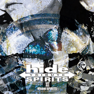 hide TRIBUTE Ⅱ -Visual SPIRITS- | -