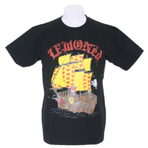 PIRATES ON LEMONeD Tシャツ