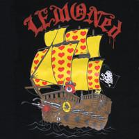 PIRATES ON LEMONeD Tシャツ   3