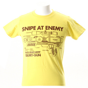 SNIPE AT ENEMY  Tシャツ