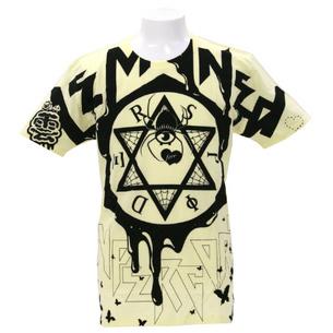 LEMONeD×HYPERCORE コラボTシャツ【Free】 | ライトイエロー