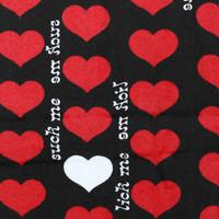 Black Heart  バスタオル   2