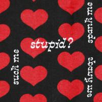 Black Heart  バスタオル   3