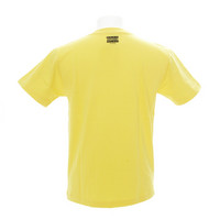 Fake Guitar YellowHeart Tシャツ | 2