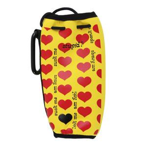 Yellow Heart ペットボトルホルダー