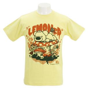 Tシャツ/もさっとP.B  | ライトイエロー