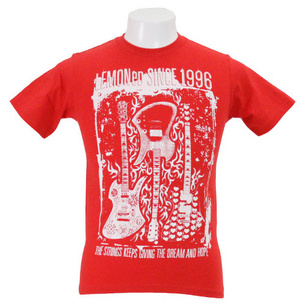 Tシャツ/Dream & Hope | レッド