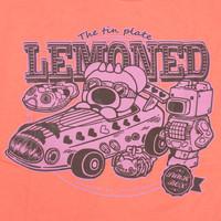 Tシャツ/The tin plate LEMONeD   3
