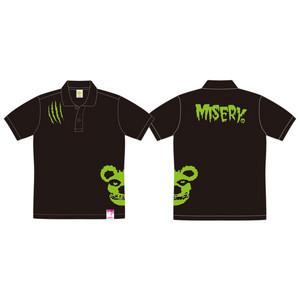 ポロシャツ/MISERY