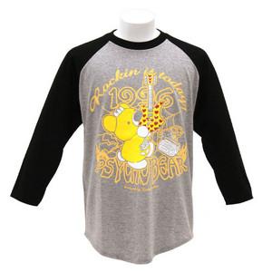 7分袖Tシャツ/Rockin it today!