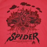 ジップアップパーカー/URBAN SPIDER | 5