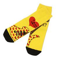 Yellow Heart ソックス   1