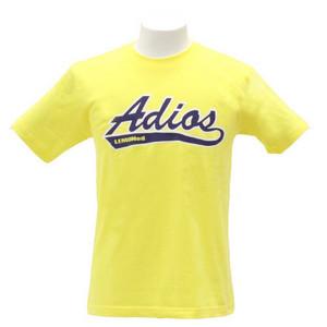 Tシャツ/Adios