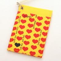 パスケース/Yellow Heart | 2