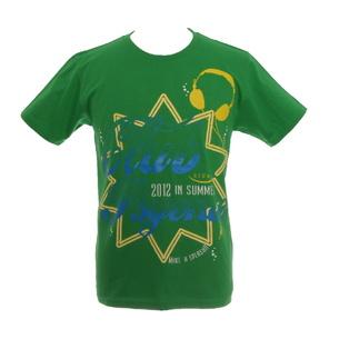 CLUB PSYENCE 2012 Tシャツ | グリーン