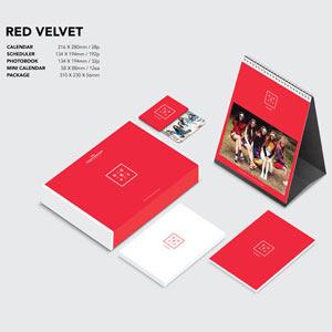 RED VELVET 2016 SEASON'S GREETINGS | Red Velve