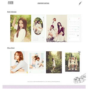 A-PINK 2016 SEASON'S GREETINGS | Apink