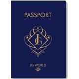 【2016イ・ジュンギ公式グッズ】パスポート