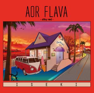 AOR FLAVA -silky red-