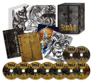 アニメ「うしおととら」Blu-ray&CD完全BOX 【永久保存版】