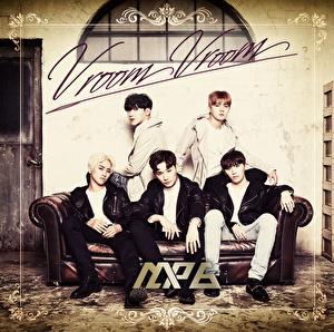 Vroom Vroom(初回限定盤B)