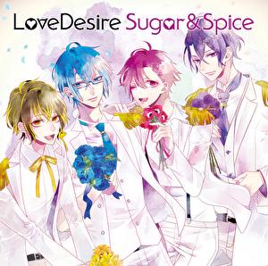 Sugar&Spice (Sugar盤)