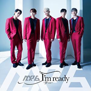 I'm Ready~JP.ver~ (通常盤)