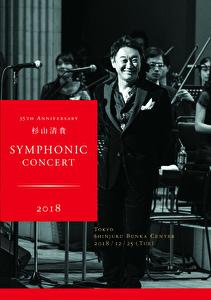 35th Anniversary 杉山清貴 Symphonic Concert 2018 at 新宿文化センター [DVD]