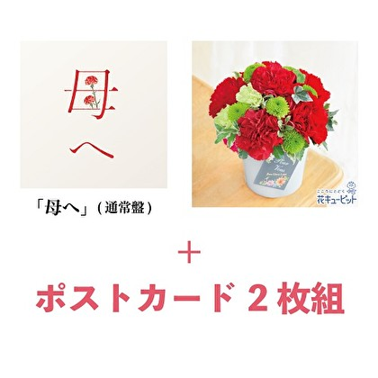 「母へ」&フラワーアレンジメント スペシャルギフトセット [通常盤]