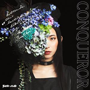 CONQUEROR(初回生産限定盤B)