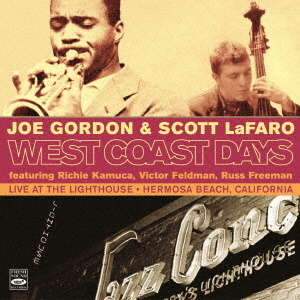 West Coast Days・Live at the Lighthouse,Hermosa Beach,California