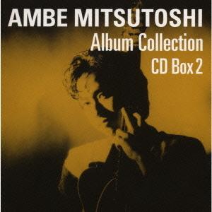 AMBE MITSUTOSHI Album Collection CD Box 2
