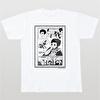 石ノ森章太郎生誕80周年記念デザインTシャツ(002)【幽霊少女】