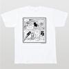 石ノ森章太郎生誕80周年記念デザインTシャツ(003)【火の鳥風太郎】