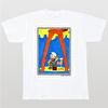 石ノ森章太郎生誕80周年記念デザインTシャツ(007)【テレビ小僧】