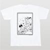 石ノ森章太郎生誕80周年記念デザインTシャツ(027)【さるとびエッちゃん(B)】
