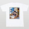 石ノ森章太郎生誕80周年記念デザインTシャツ(030)【マンガ家入門】