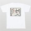 石ノ森章太郎生誕80周年記念デザインTシャツ(035)【佐武と市捕物控(B)】