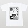 石ノ森章太郎生誕80周年記念デザインTシャツ(049)【ガイ・パンチ シリーズ】