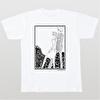 石ノ森章太郎生誕80周年記念デザインTシャツ(050)【千の目先生(A)】