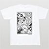 石ノ森章太郎生誕80周年記念デザインTシャツ(052)【ブルーゾーン】