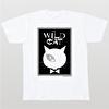 石ノ森章太郎生誕80周年記念デザインTシャツ(053)【ワイルドキャット】