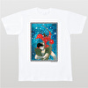 石ノ森章太郎生誕80周年記念デザインTシャツ(055)【闇の風】
