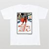 石ノ森章太郎生誕80周年記念デザインTシャツ(058)【スカルマン】